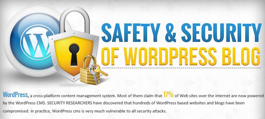 Bezbednost WordPress sajta (Infografika)
